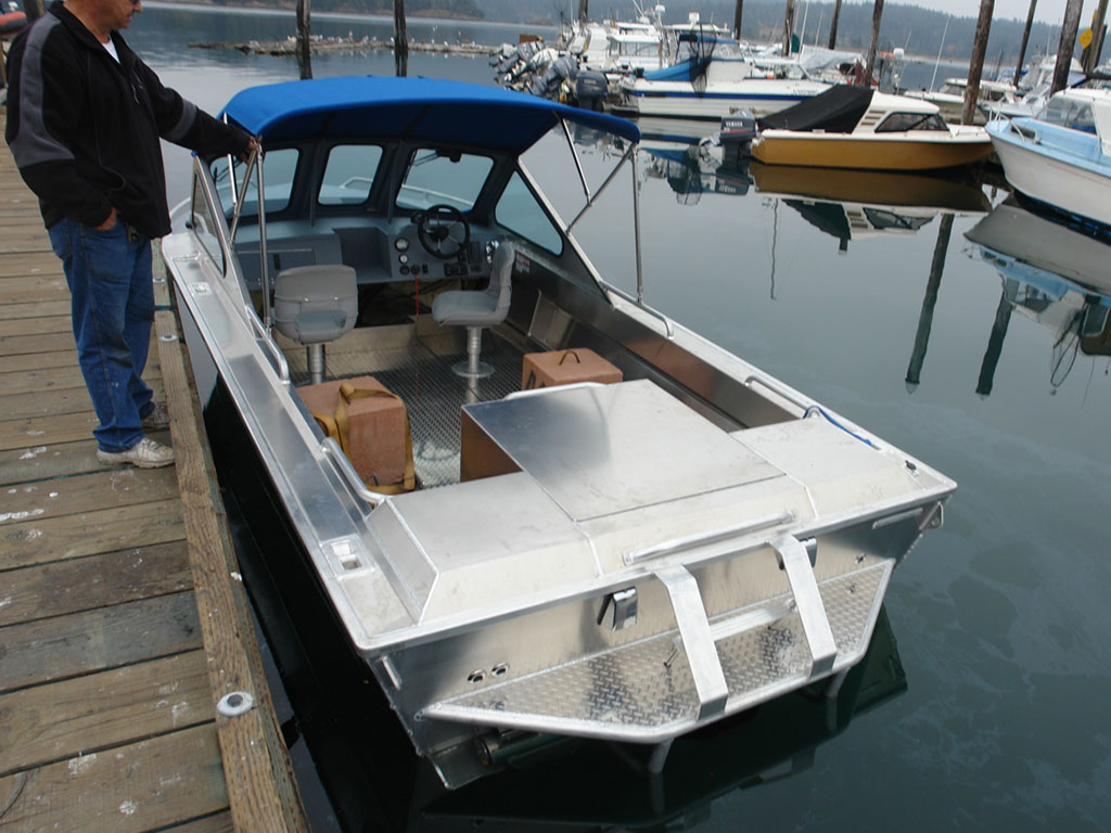 18 Jet Boat The Ultimate River Boat Aluminum Boat By