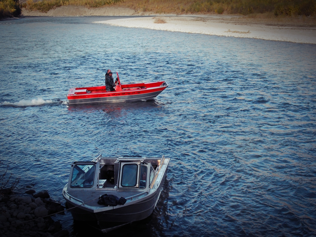 21' Jet Boat - The Ultimate River Boat - Aluminum Boat by