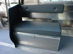 Bench Seat Cushion & Backrests