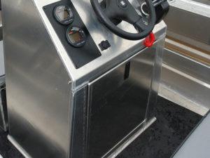 Console upgrade - locking console