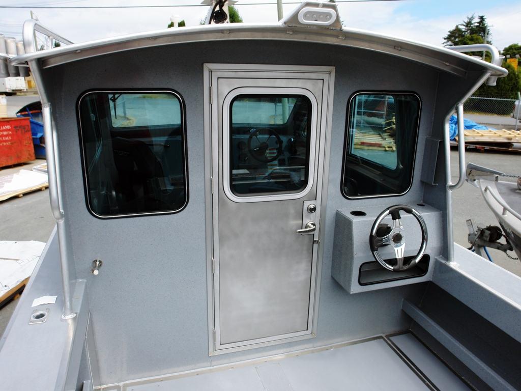Dsc01593 cabin door r silver streak boats for Boat cabin entry doors