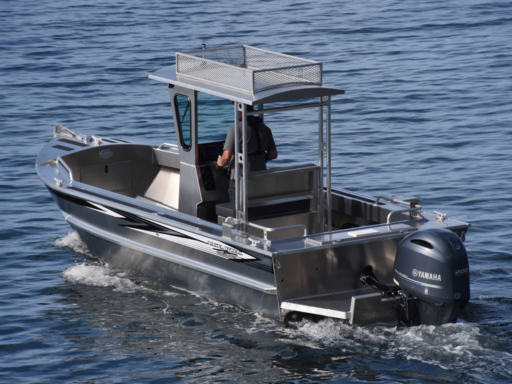 Aluminum Boats For Sale Bc >> Silver Streak Boats Handmade Aluminum Boats Since 1987
