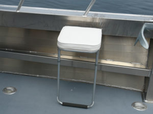 Jump seat - side mount (Garelick)