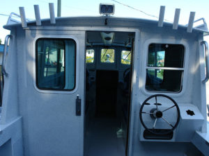 Sliding-door-on-aft-cabin-(upgrade-from-hinged-door)