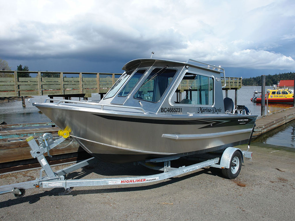 Aluminum Boat Hard Tops : Quot challenger hard top aluminum boat hand crafted by
