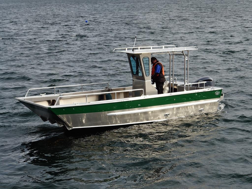 Silver Streak Boats - Handmade Aluminum Boats Since 1987