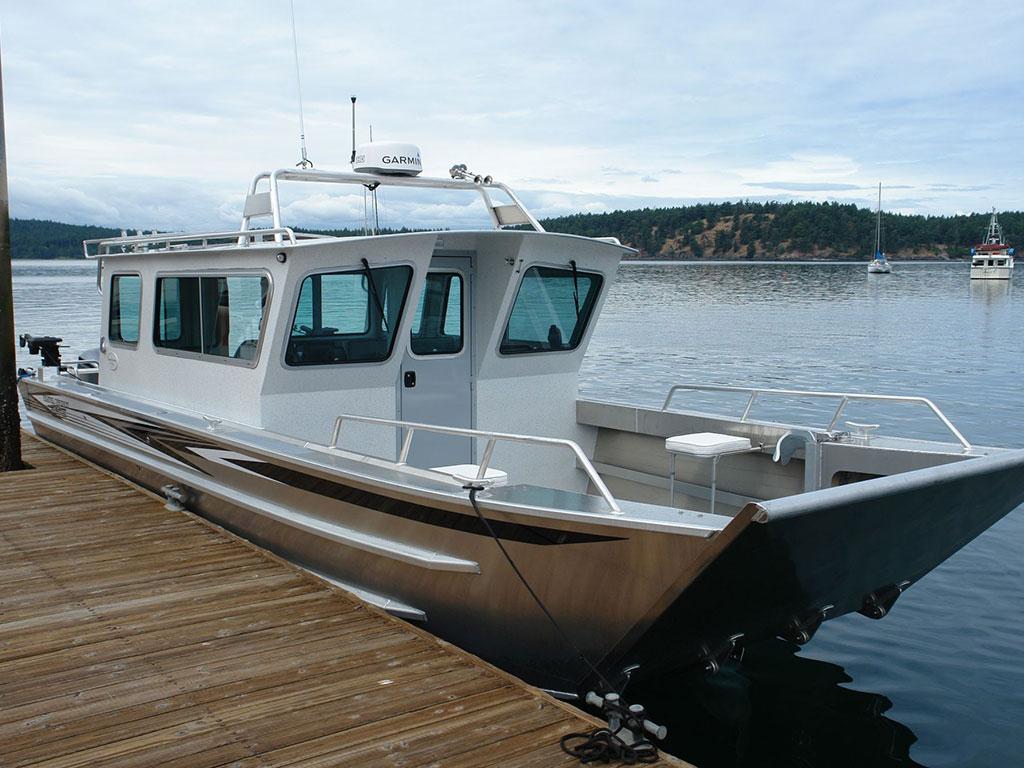 Pontoon Boat Kits Aluminum Pontoons Docks Work Boats | Autos Post