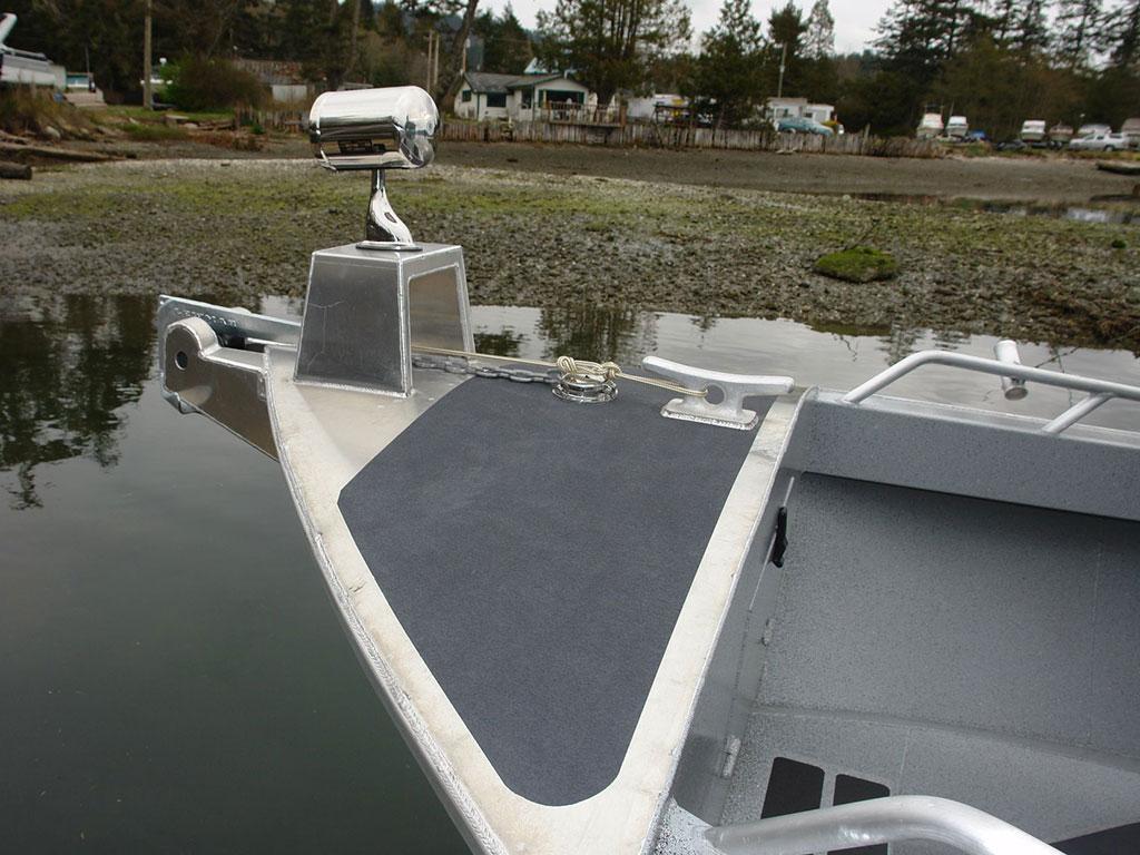 32 Pilot House Aluminum Boat By Silver Streak Boats