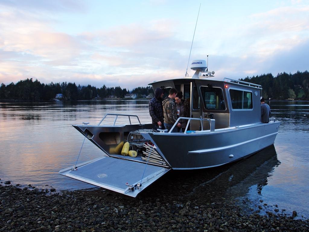 Landing Craft Jet Boats For Sale
