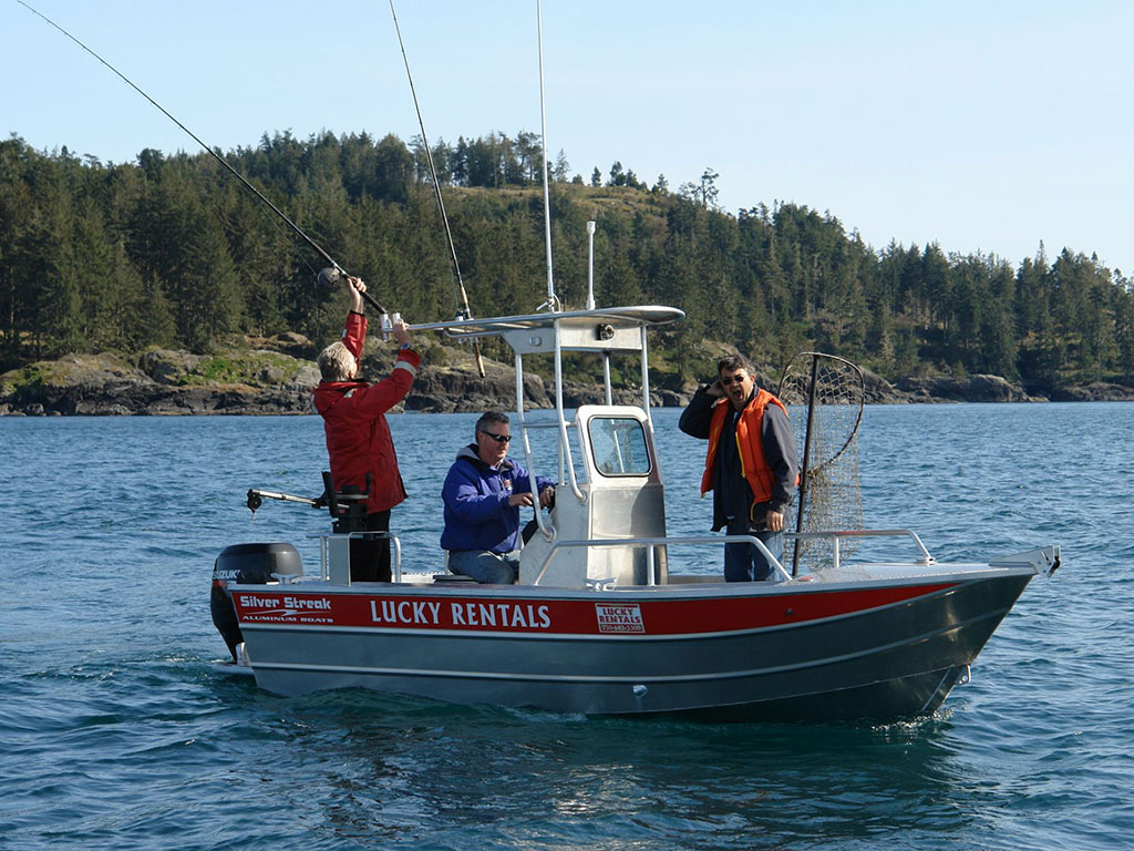 Browse All Our Aluminum Boats Silver Streak Boats Ltd