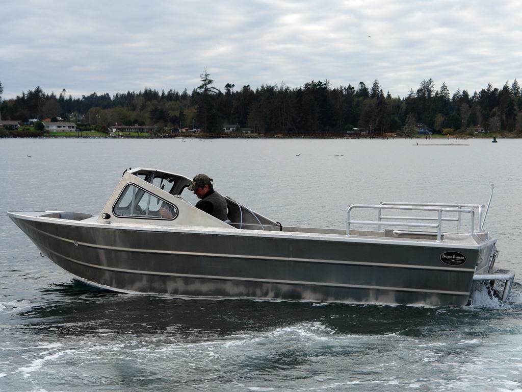 17 Jet Boat The Ultimate River Boat Aluminum Boat By
