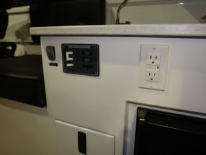 A/C receptacle (additional)