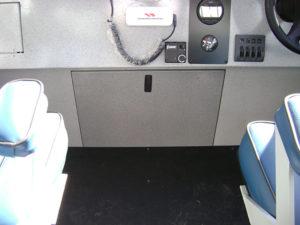 Bow-locker-under-dash