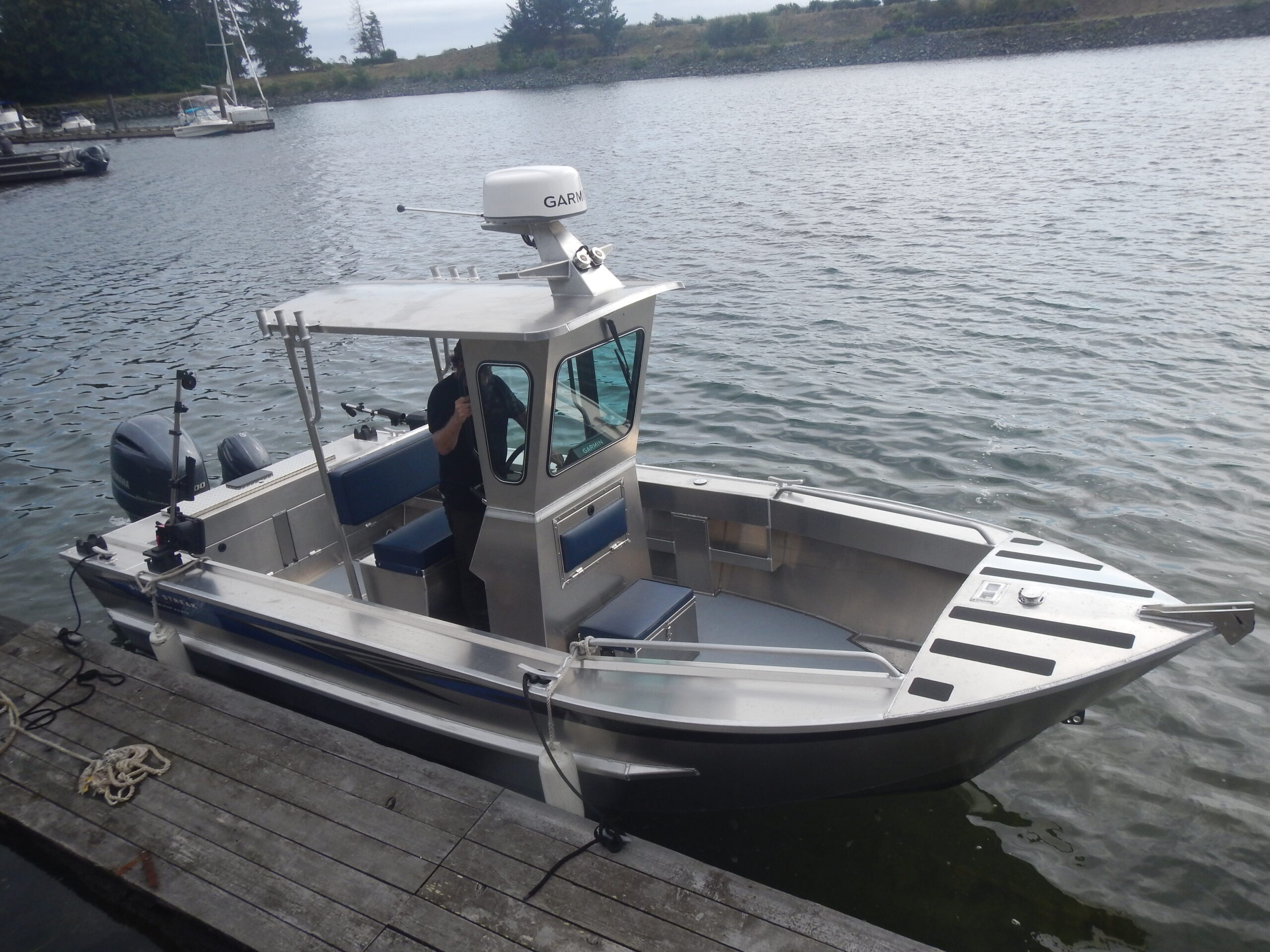 Download Centre Console Boats Available From Silver Streak Boats Ltd Canada