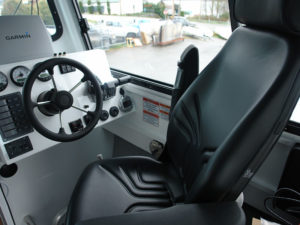 Grammer Suspension Helm Seat